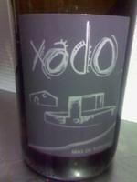 vino Xado de mas de Turubio, servido en restaurante la Era